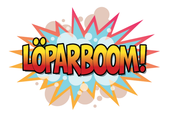 löparboom-logo